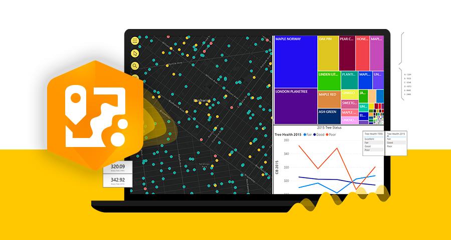 ArcGIS for PowerBI – Visualização de fotos